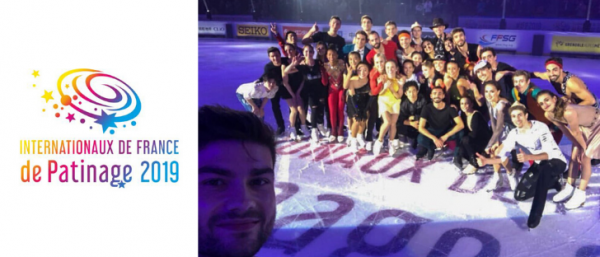 ISU Grand Prix 2019, Internationaux De France: video, risultati e highlights