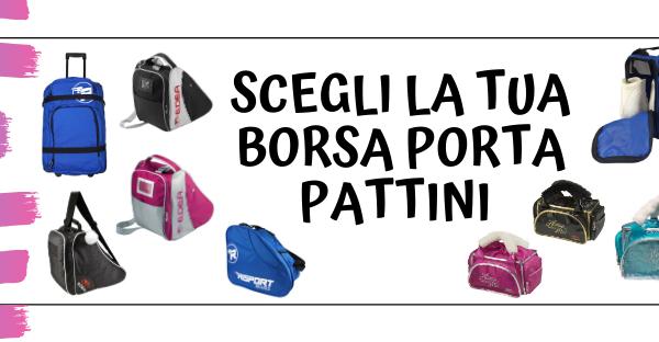 Pattinaggio artistico: le migliori borse porta pattini che migliorano la vita degli atleti